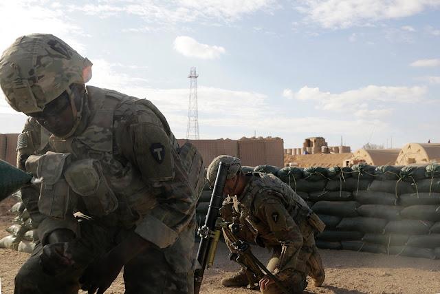 التطورات الاستراتيجية في السياسة الخارجية الأمريكية حيال الشرق الأوسط وترامب يتجه نحو دعم وجود القوات الأمريكية بالسلاح والحلفاء ومزيداً من الجنود