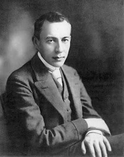 Rachmaninov in 1902