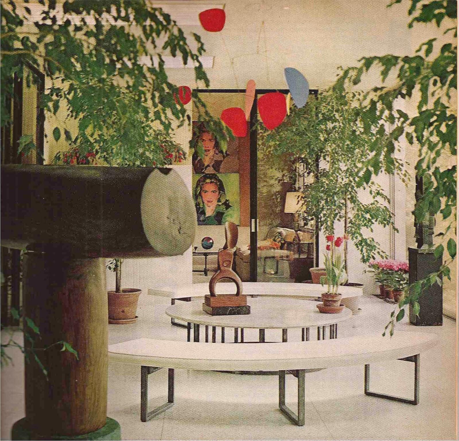 Devodotcom Seventies Decor Weisman Art