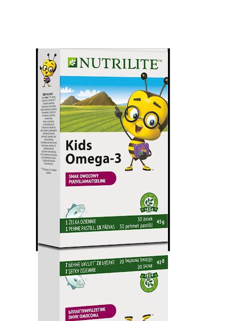 nutrilite kids suplement diety dla dzieci 2019