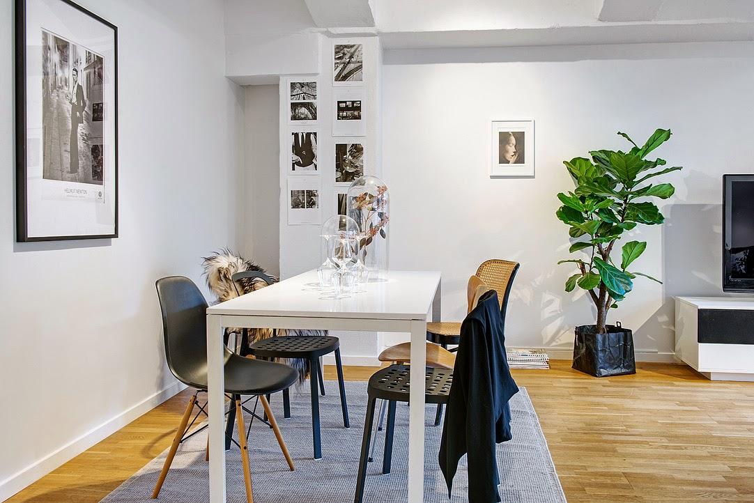 Muebles de comedor 5 comedores de estilo escandinavo for Comedor escandinavo