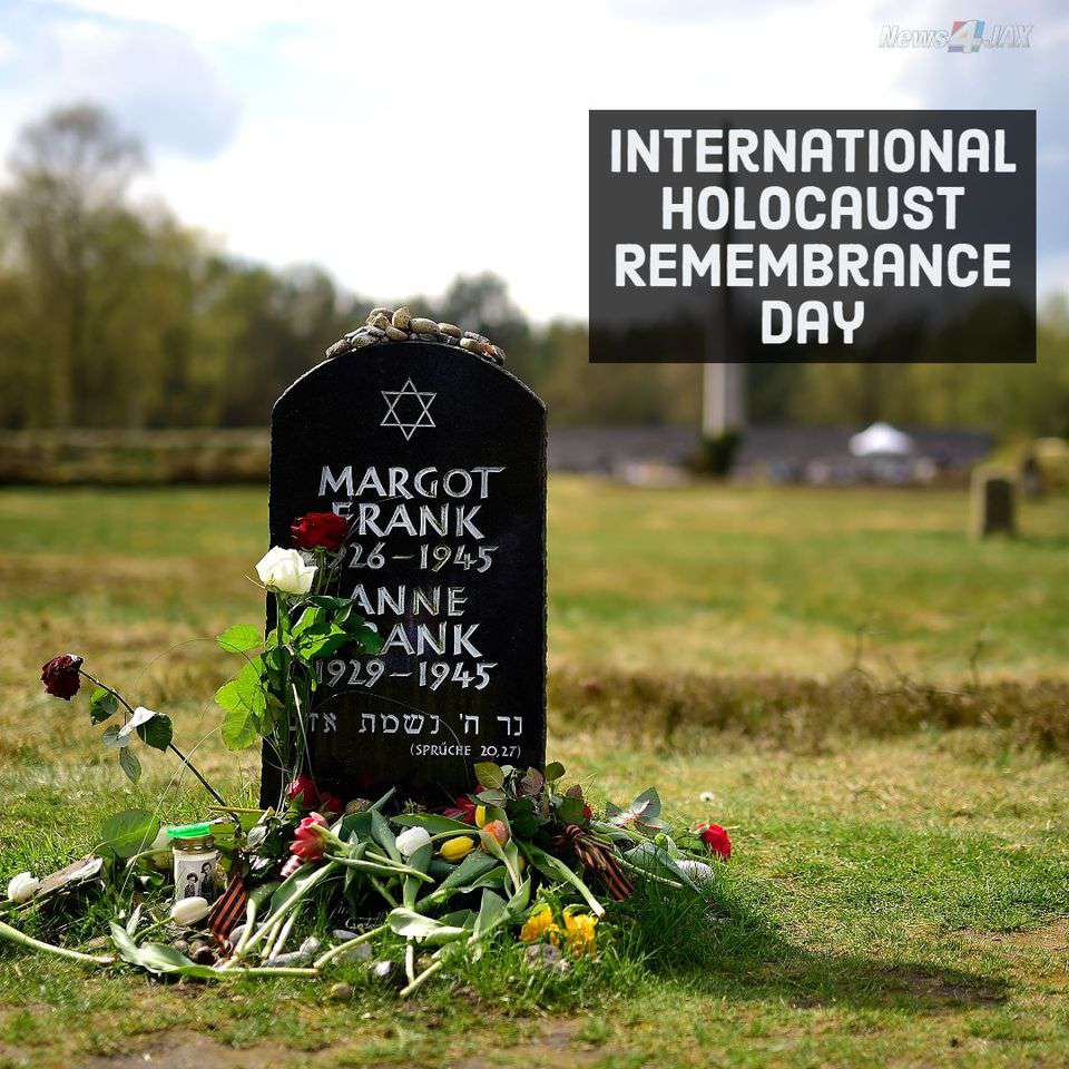International Holocaust Remembrance Day Wishes Unique Image