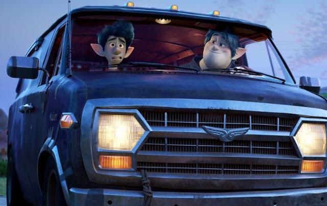 Dois Irmãos: Uma Jornada Fantástica | Nova animação da Pixar tem trailer revelado