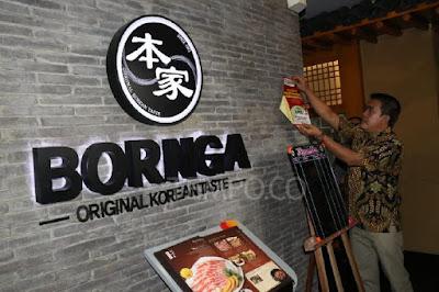 LOWONGAN KERJA DI PT. FOOD KOREA INDONESIA (BORNGA)
