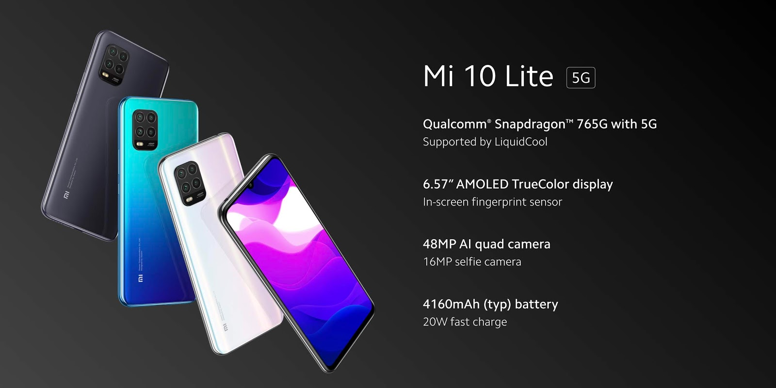 [Video] Xiaomi Mi 10, Mi 10 Pro e Mi 10 pro Lite 5G  | Specifiche ufficiali