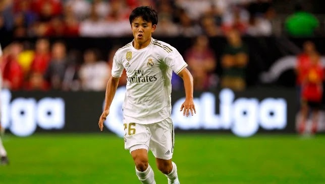 Real Madrid receive an offer not to be rejected from Paris to include Kubo