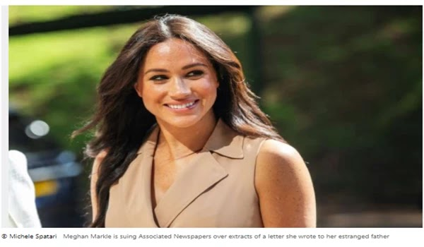 In Meghan's privacy case, the British News Group won the right to amend the defense