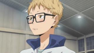 Hellominju.com : ハイキュー!! アニメ  2期 8話 月島の過去 月島蛍 CV.内山昂輝 Haikyuu Kei Tsukishima | Hello Anime !