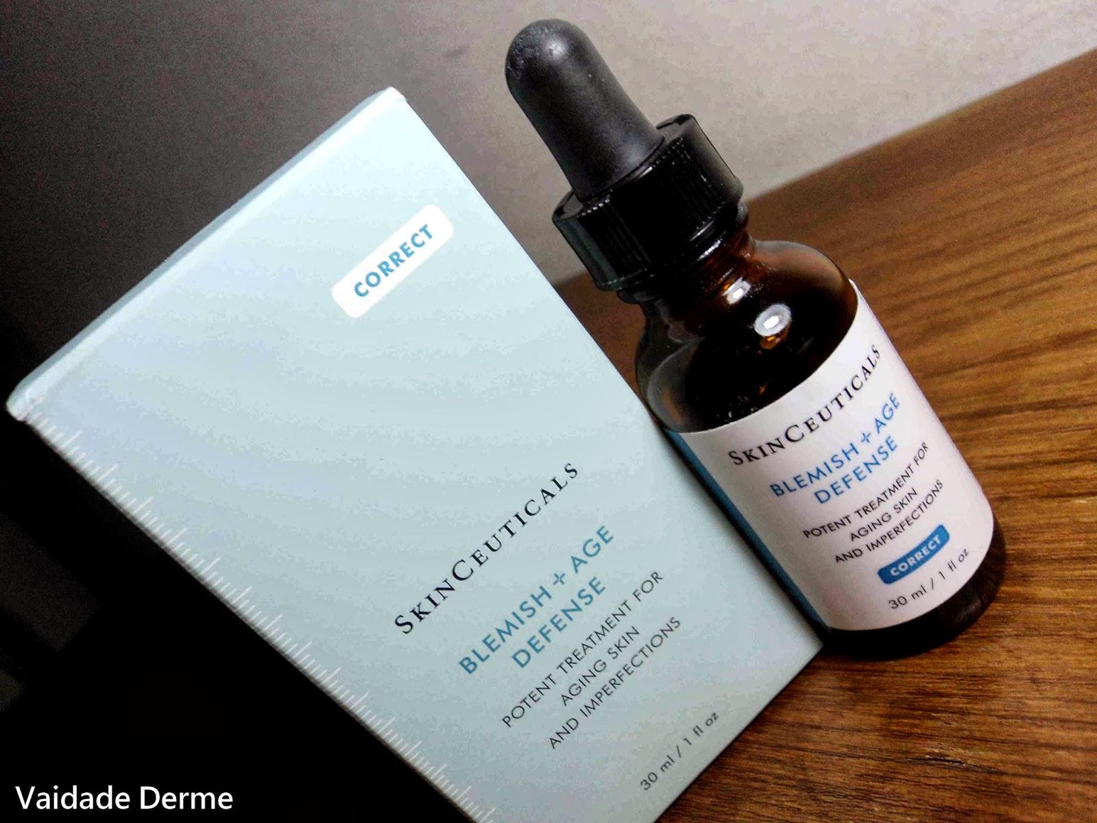 Blemish+ Age Defense da SkinCeuticals