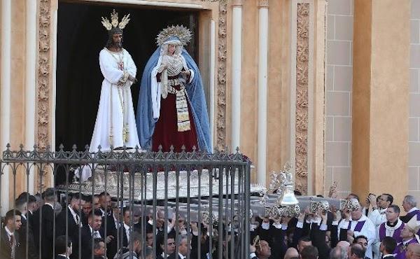 La Agrupación de Cofradías de Málaga baraja una Semana Santa con restricciones el año próximo