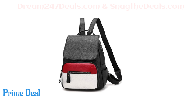 60% OFF  Girls Mini Backpack PU Leather Backpack Purse Casual Lightweight Fashion School Bag for Women
