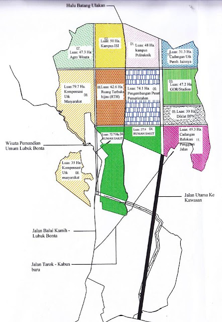 Konsolidasi Tanah Erpach 697 Hektar di Kayu Tanam Disosialisasikan Bersama Seluruh Stakeholder