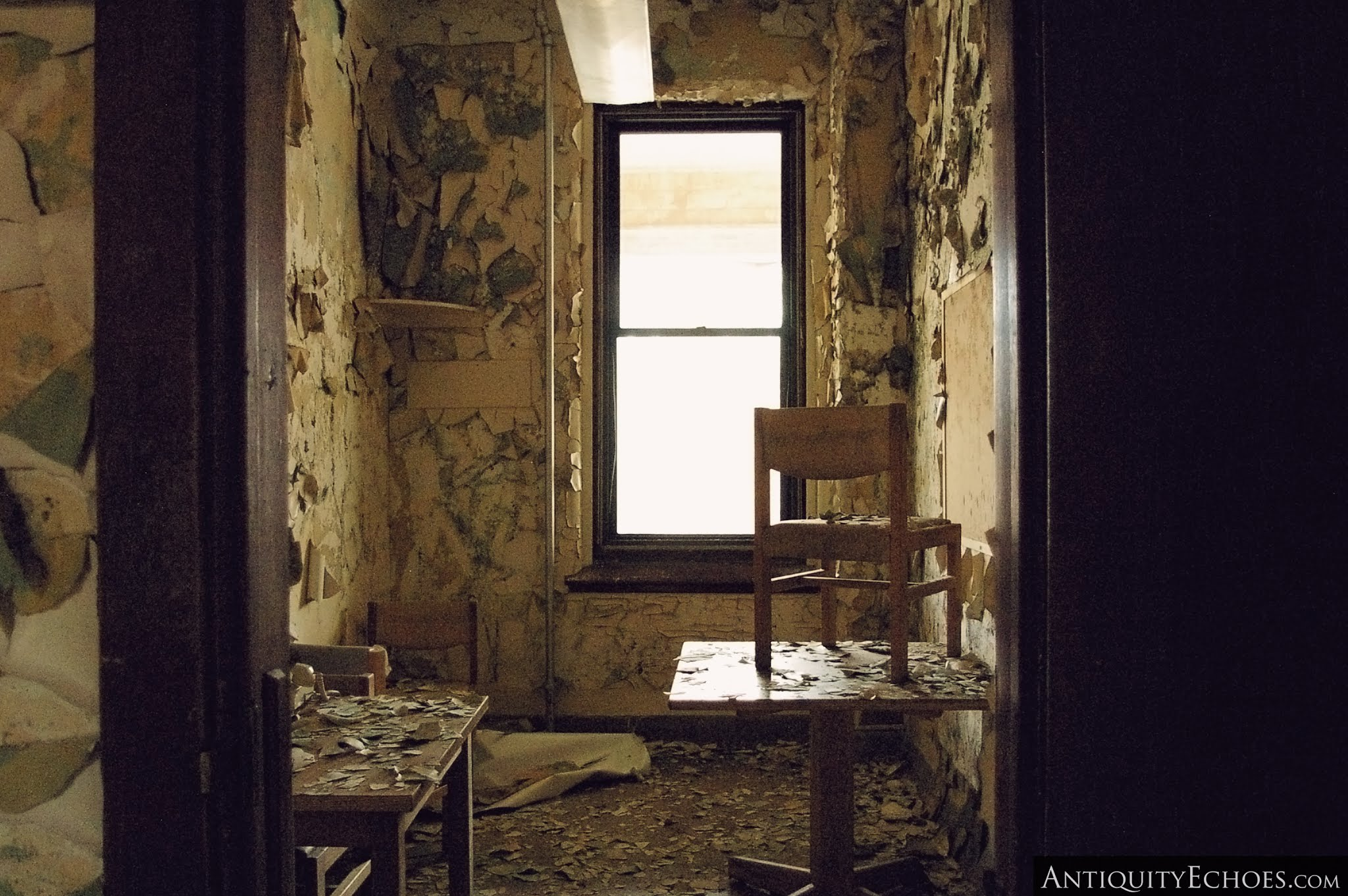 Overbrook Asylum - Employee Break Room