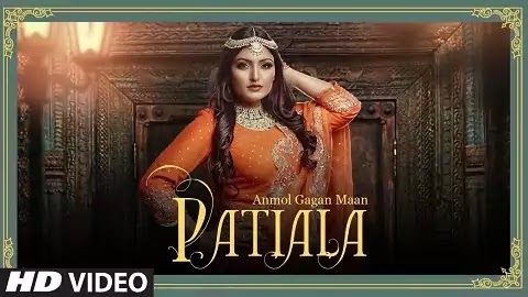 Patiala Lyrics - Anmol Gagan Maan, Jatinder Jeetu   Latest Punjabi Song 2020