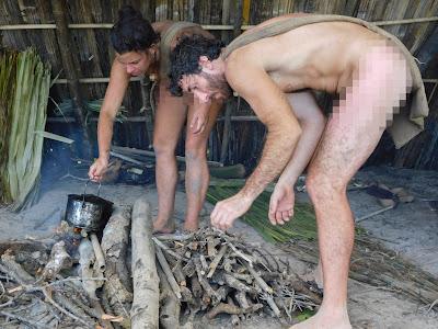 Jeff Zausch e Laura Zerra assumem missão de 20 dias em Palawan; em seguida, os dois se juntam a outros 12 participantes para mais 40 dias de sobrevivência - Divulgação