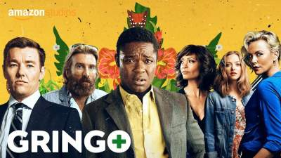 Gringo (2018) Hindi English Telugu Tamil Full Movies 480p
