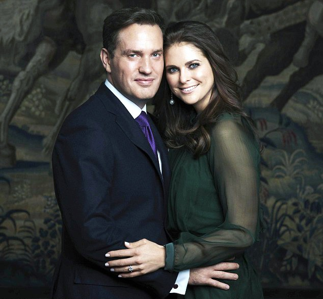 ROYAL COUTURE.....Wedding Of Princess Madeleine Of Sweden