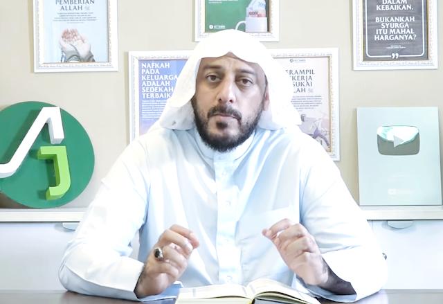 10 Nasihat Islami yang Diungkapkan Syekh Ali Jaber Semasa Hidupnya, Penuh Makna dan Menyentuh Kalbu