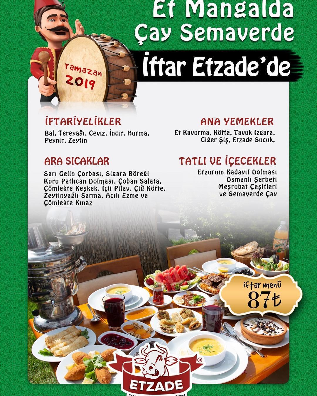 etzade et mangal restaurant kahvaltı arnavutköy iftar mekanları arnavutköy iftar menüsü