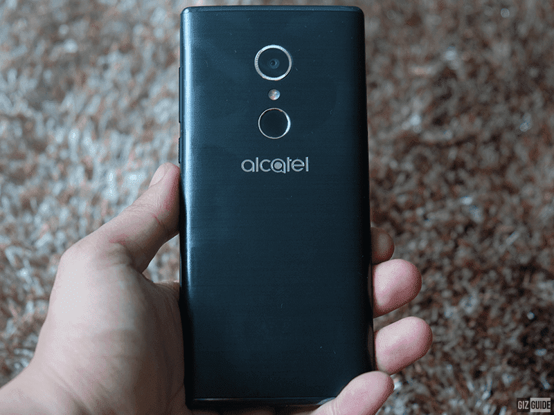Alcatel 5 Review - Dual selfie cameras under PHP 9K