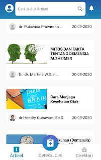 aplikasi deteksi dini demensia
