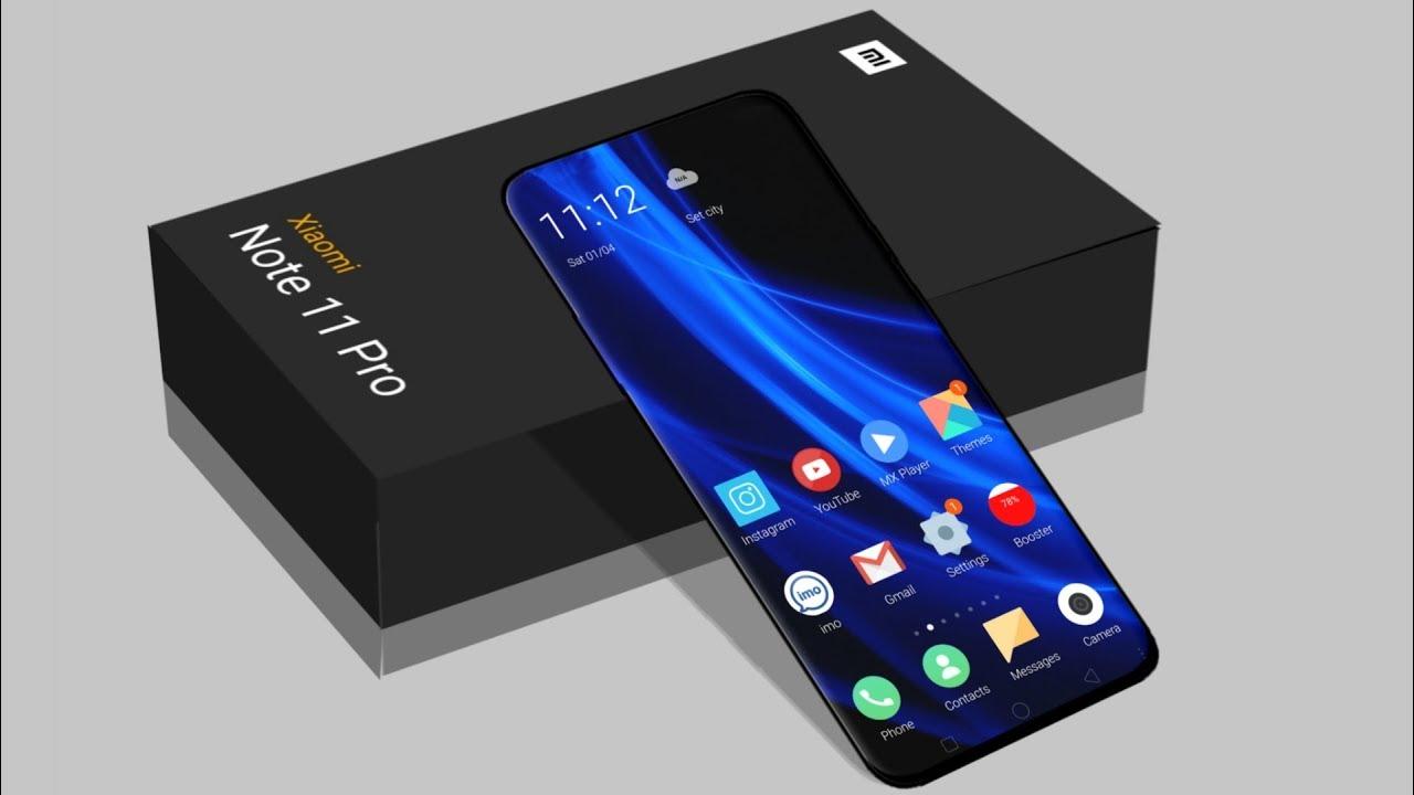 شاومي مي 11 برو Xiaomi Mi 11 Pro