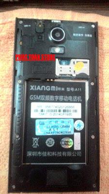 Xiangmi a11 alt