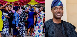 Oyo Civil Servants Jubilates As Seyi Makinde Says No worker in Oyo State Will Earn Below The New Minimum Wage