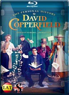 La Historia de David Copperfield (2020) REMUX 1080P LATINO/INGLES