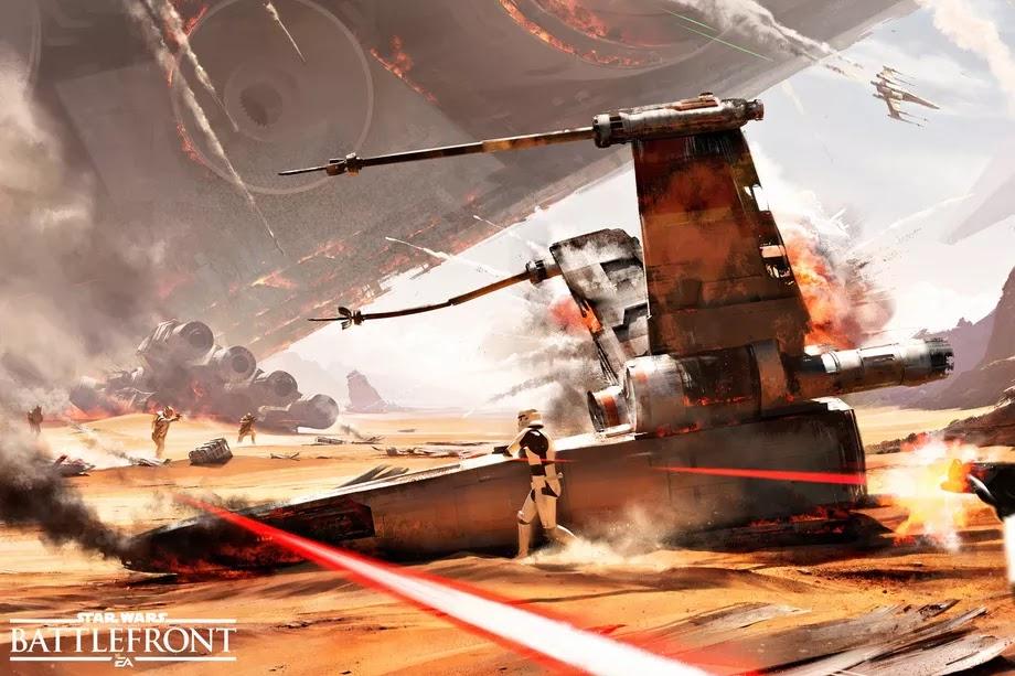 Star Wars Battlefront 2 llegaría en otoño del año que viene según EA 1