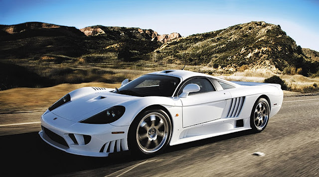 OMG! The 11 FASTEST CARS Ever! - 6 - SALEEN S7 TWIN-TURBO