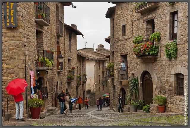 Aínsa Huesca