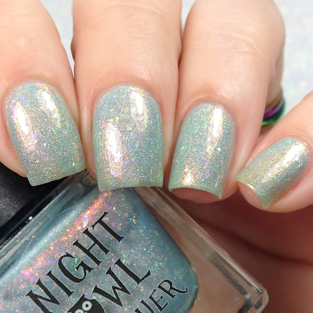 Night Owl Lacquer-Flying Free