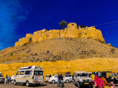 the golden city of Rajasthan