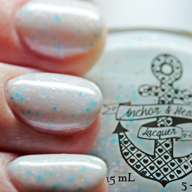 Anchor & Heart Lacquer True Heart