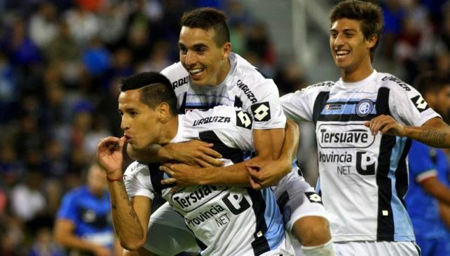 belgrano de cordoba vs newells old boys en vivo online