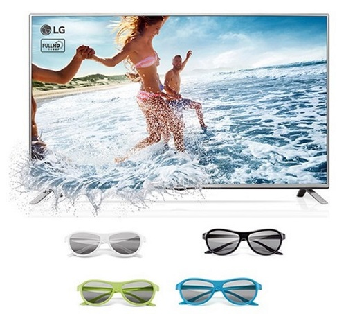 Outro ponto que chama a atenção é a presença de tecnologia 3D na Smart TV