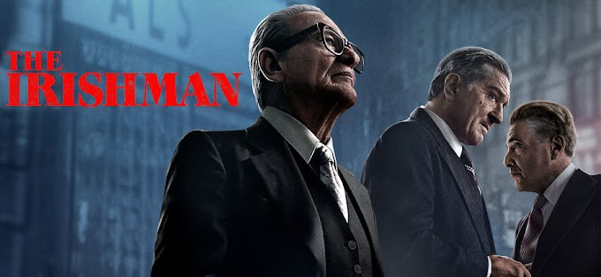 The Irishman 2019 | Dual Audio Movie HD