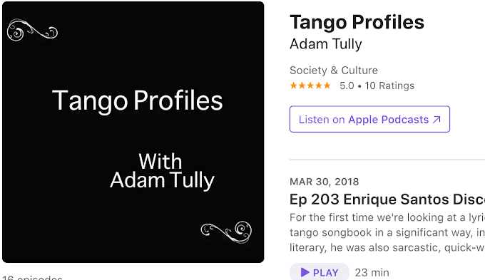 Adam Tully:聽探戈吉他手講故事