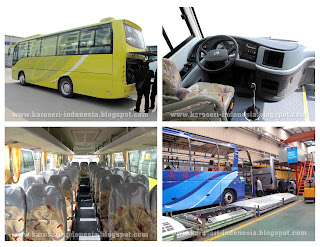 FOTO GOLDEN DRAGON BUS FACTORY | BIS
