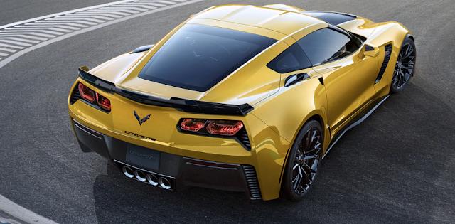 Chevrolet Corvette Z06 2018