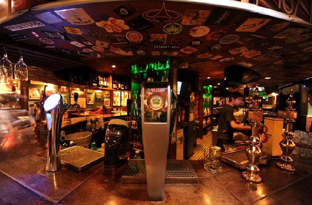 Pub Wilkenny em Bariloche