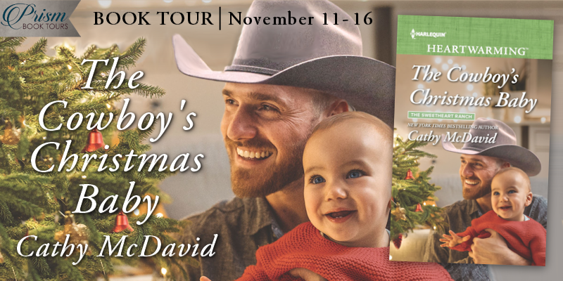 It's the Grand Finale for THE COWBOY'S CHRISTMAS BABY by Cathy McDavid! #CCBPrism