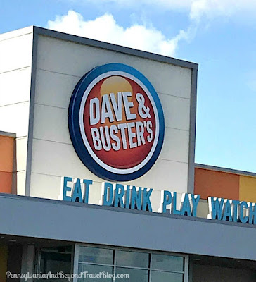 Dave & Buster's in Camp Hill Pennsylvania