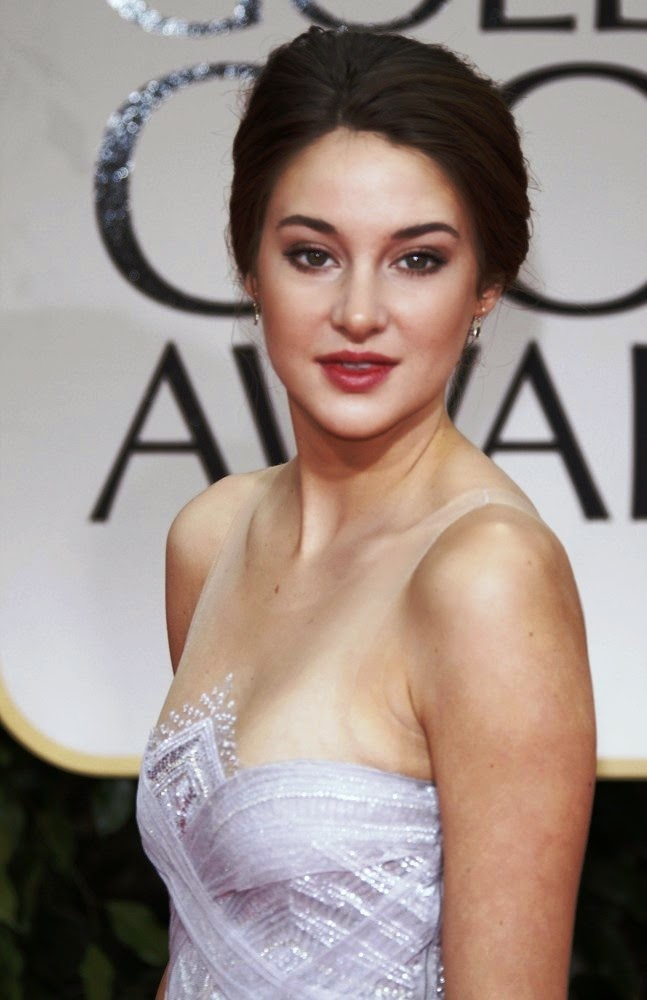 The Latest Celebrity Picture: Shailene Woodley