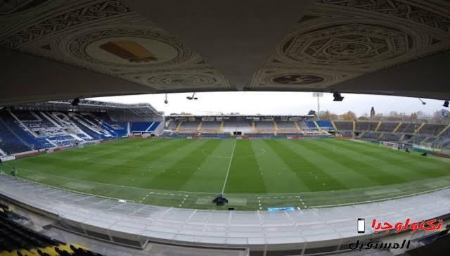 الملعب  :   ملعب تاليتي ازوري إيطاليا