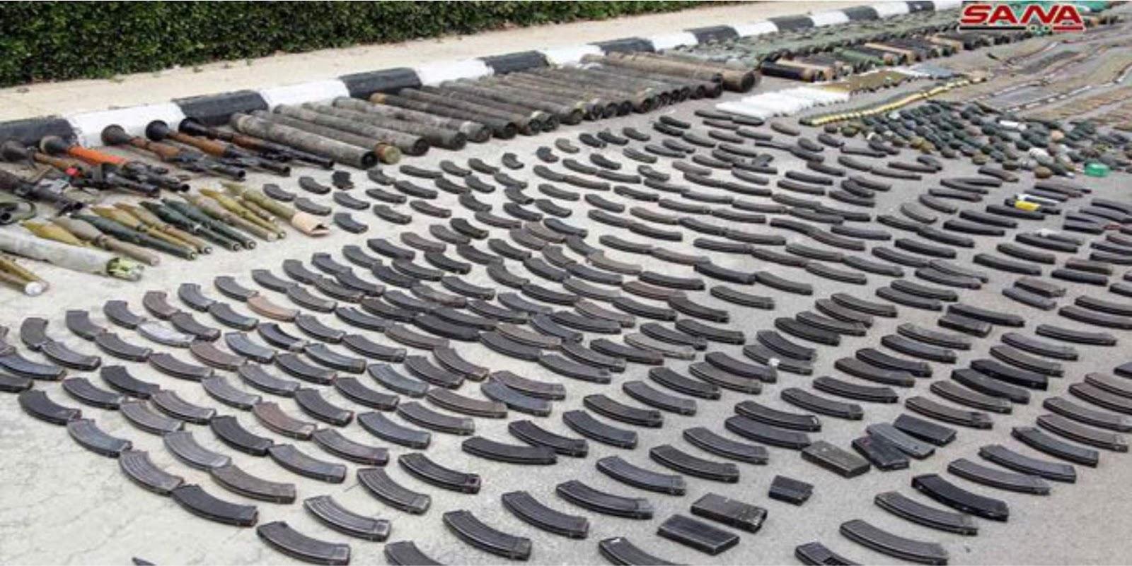 Salah satu pemasok senjata ke pemberontak Suriah diungkapkan
