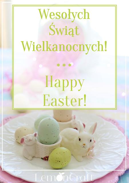 Wesołych Świąt! / Happy Easter!