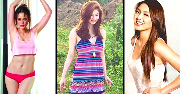 Ever Wondered Why Angel Locsin Always Tops The FHM's 10 Sexiest List? Read This and Be Informed!