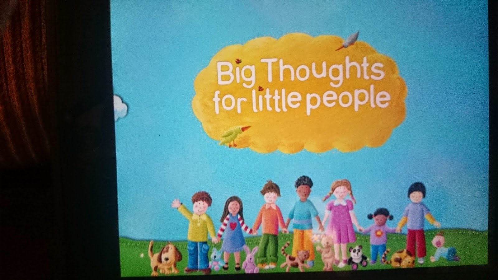 Big Thoughts for Little People App Review